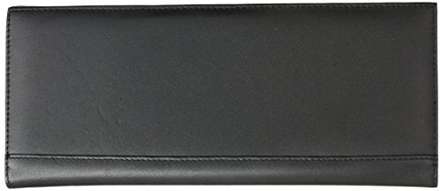 Buxton leather card holder compare prices at nextag dopp mens leather business card holder black one size colourmoves