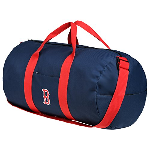 FOCO Boston Red Sox Vessel Barrel Duffle - Boston Red Sox Gift Bag