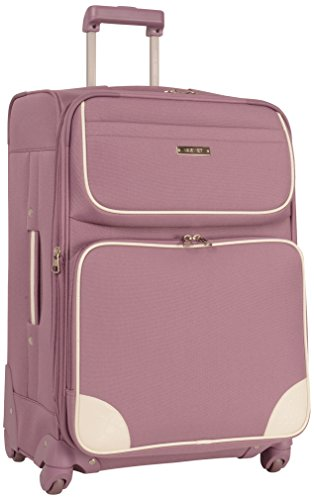 ninewest-rendezvous-24-inch-expandable-spinner-suitcases-lilac-white-one-size