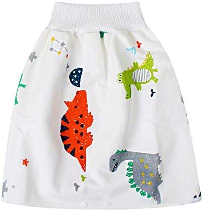 Teekit Bequeme Windelrockshorts f/ür Kinder wasserdichte und saugf/ähige Shorts Comfy Childrens Diaper Skirt Shorts Waterproof and Absorbent Shorts