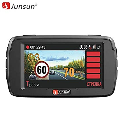 Amazon.com: China, Add 16GB Card : Junsun Car DVR Radar ...