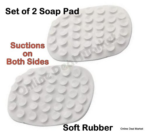 Suction Cup Soap Holder - 4