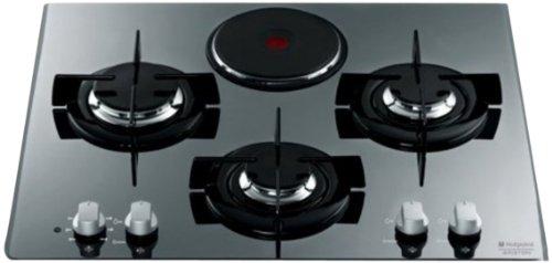 Plaques cuisson gaz pas cher - Table de cuisson mixte gaz induction boulanger ...