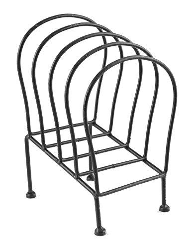 Rustic Style Metal Multi Plate Rack (Metal Plate Rack)