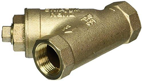 Zurn 1-SXL Lead-Free 20 Mesh Screen Strainer - Bronze Wye Strainer