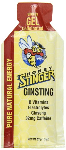 Honey Stinger Energy Ginsting Ounce