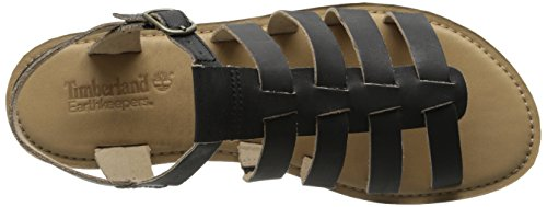 Sheafe Gladiator Women's Dry EK Gulch Timberland Fisherman Black Sandal ZSUwfpnxqE