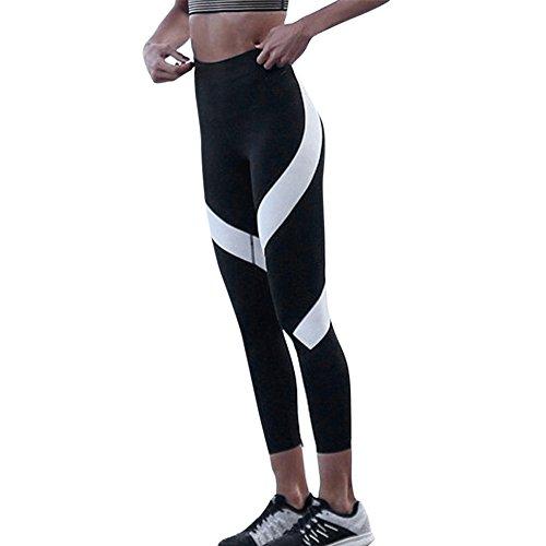 pantalon LILICAT Femmes coutures mode mince perte de poids exercice gym leggings fitness pantalons