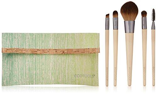 EcoTools 6 Piece Starter Set (Packaging May (6 Piece Makeup Set)