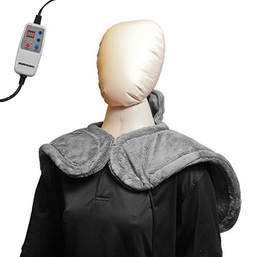 Frisby Therapeutic FIR Far Infrared Shoulder Neck Wrap by Frisby
