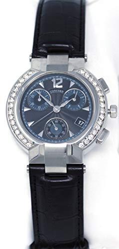 Concord La Scala Chronograph with Diamond Bezel Men's Watch (Chronograph La Scala Concord)