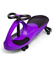 Plasma Ride-On Car - Purple