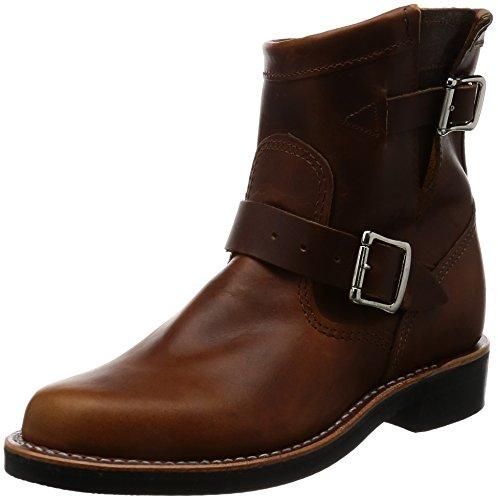 Chippewa Womens 1901w12 7 Pouces Ingénieurs Dorigine Boot Bottes De Travail Tan Renégat