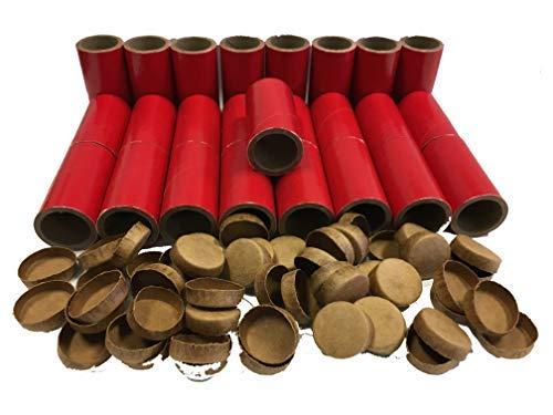 Fireworks Rocket (25 Firework Shells Tubes 1