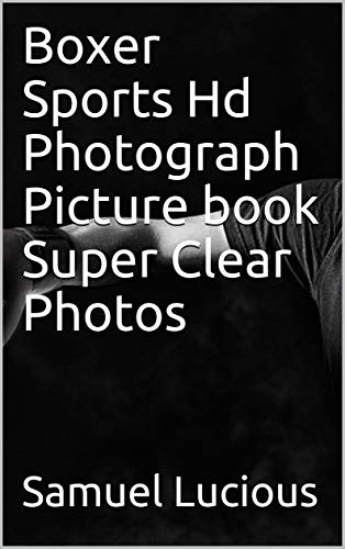Boxer Sports Hd Photograph Picture book Super Clear Photos