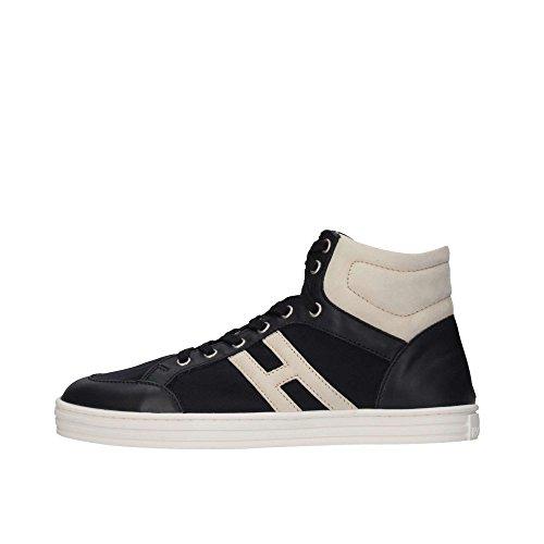 Hogan Junior HXR141072838GB2AT0 Sneaker Baby Blau