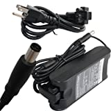 AC Power Adapter Charger for Dell XPS 15 15Z 17 L412Z L421X L502X L511X L511Z L521X X14Z X15L X15L-3571ELS X15Z X15Z-10417ELS Dell Alienware AM11X-826CSB M11X R3 P06T