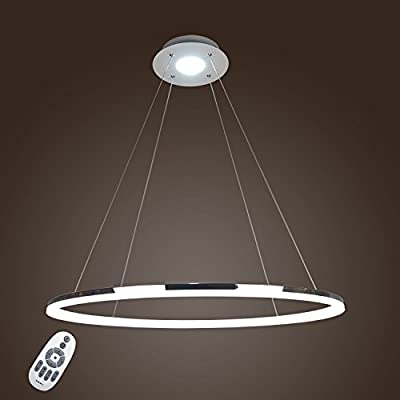 LightInTheBox Pendant Light Modern Design Living LED Ring Chandelier