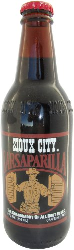 Sioux City SARSAPARILLA -