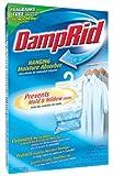 Damp Rid FG80FF Fragrance Free Hanging Moisture Absorber