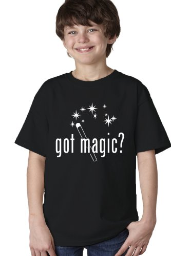 GOT MAGIC? Youth T-shirt / Cool Magic Fan / Magician Wand Tee Shirt