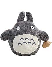 35cm 1pcs Miyazaki Totoro plush toy pillow queen creative wood trunk pillow doll plush toy doll birthday girl New Chinchilla Pillow