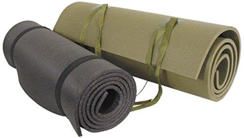 ear Plus MSA02-6114001000 Foam Sleeping Pad, Black ()