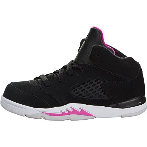 Nike Toddler Jordan 5 Retro Girls Fashion Sneaker 8 Toddler