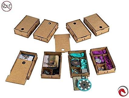 E-Raptor Insert for Scythe Legendary Box: Amazon.es: Juguetes y juegos
