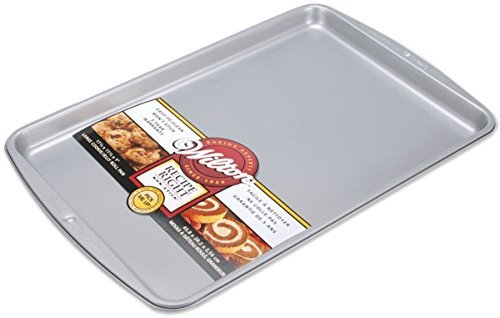 Wilton Recipe Right Cookie/jelly Roll Pan, 17-1/4 By 11-1/2-inch (2 Pack)