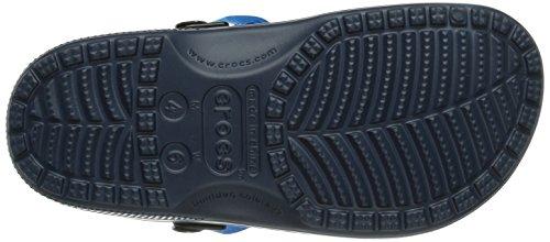 Classic navy Bleu Sabots Clog Crocs Strap Adulte ocean Turbo Mixte Zwdxpq