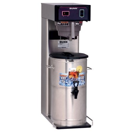 BUNN-O-Matic 36700.0009 - TB3 Iced Tea Brewer, 3 Gallon, 29in Trunk