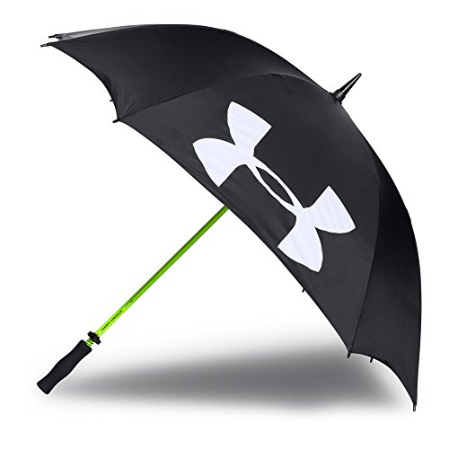 - Under Armour Golf Umbrella, Black (001)/White, One Size