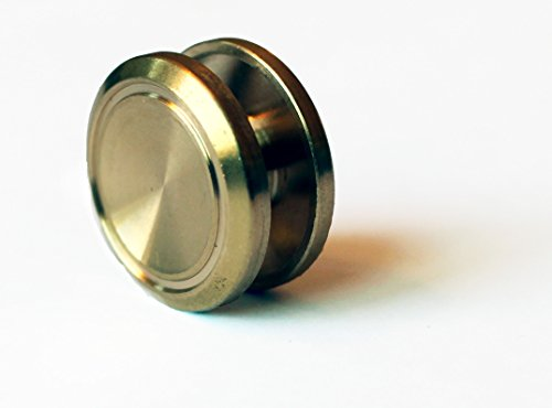 Cap Spinner Fidget Toy Brass product image