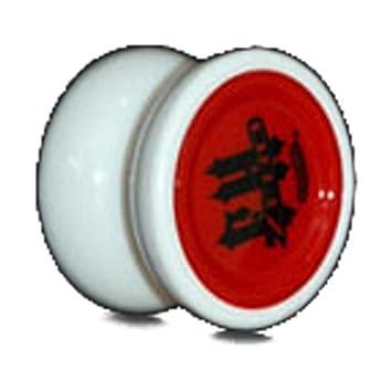 White//Red Duncan Freehand Yo-Yo