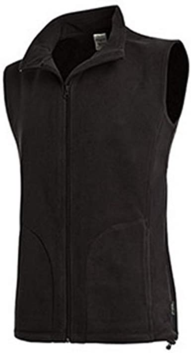 Stedman Womens//Ladies Active Fleece Gilet