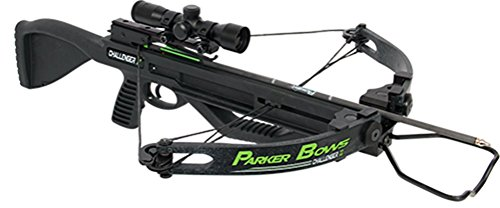 Parker Crossbows Challenger II Crossbow Outfitter Package Bows Challenger Crossbow Package