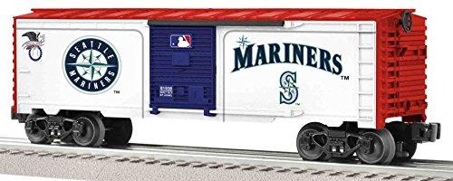 (Lionel LNL81938 O USA/MLB Seattle Mariners Boxcar)