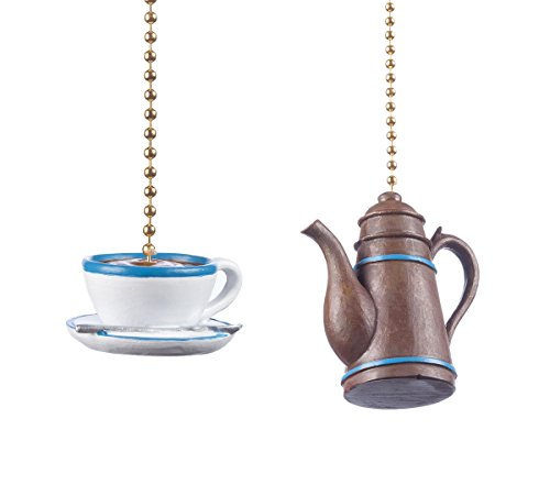 Coffee Pot Cup Light Pulls