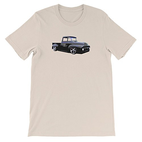 - Shift Shirts Masses - Ford 67 F100 Pickup Inspired Unisex T-Shirt