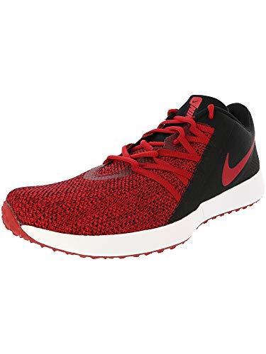 Nike Men's Varsity Compete Trainer Shoe, Black/Gym Red, 11 ()