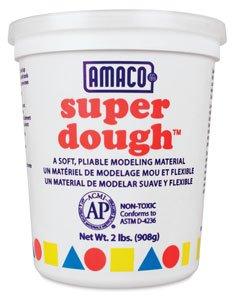 amaco super dough - 4