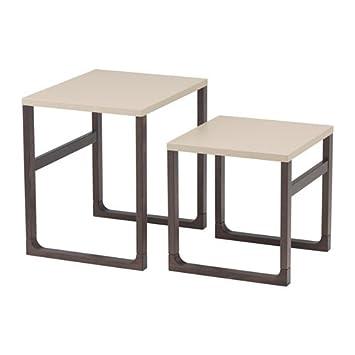 Amazon.com: IKEA rissna Nesting cuadros, 2 unidades), color ...