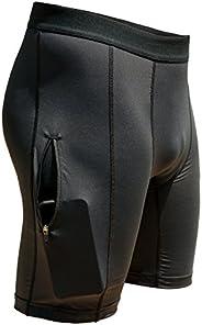 TIDAL COMFORT Men's Zipper Plus Compression S
