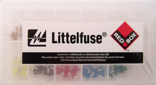 Littelfuse RBOX1 Redbox MINI Low Profile Fuse Module