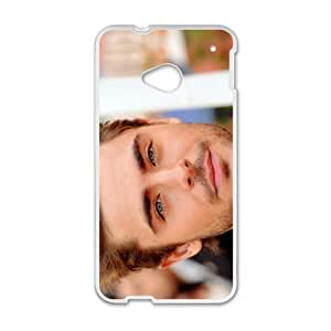 SANLSI Zac Efron Cell Phone Case for HTC One M7