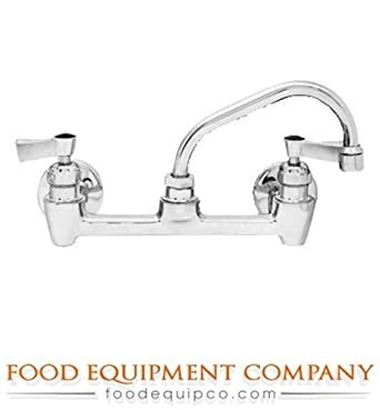 Fisher 3253 8 Center Adjustable Wall Mounted Commercial Kitchen