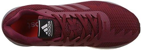adidas Vengeful M, Scarpe da Corsa Uomo Rosso (Cburgu/Cburgu/Energy)