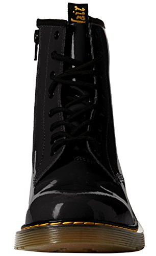 Mujer Martens Botas Negro 001 y 1460 Clasicas para Black Dr xYdCq4Pw4