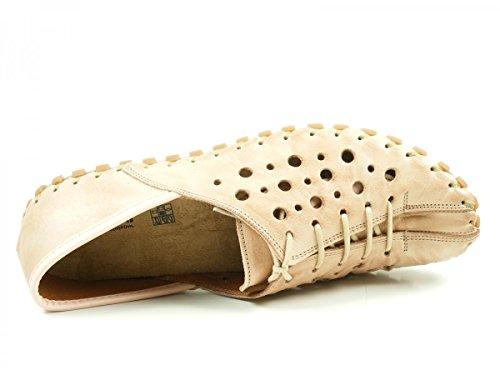 Gemini 31210-02 Zapatos de cuero para mujer Rosa